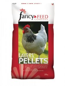 Fancy Feed Layers Pellets - 20kg